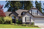 European House Plan Front Photo 01 - 011D-0038 | House Plans and More