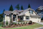 Shingle House Plan Front Photo 04 - 011D-0038 | House Plans and More