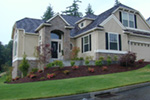 Shingle House Plan Front Photo 09 - 011D-0038 | House Plans and More