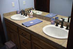 Tudor House Plan Bathroom Photo 01 - 011D-0043 | House Plans and More