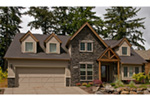 European House Plan Front Photo 10 - 011D-0043 | House Plans and More