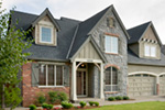 Rustic Home Plan Front Photo 06 - 011D-0043 | House Plans and More