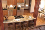 Rustic Home Plan Kitchen Photo 03 - 011D-0043 | House Plans and More