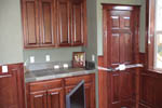Shingle House Plan Kitchen Photo 04 - 011D-0043 | House Plans and More