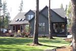 Traditional House Plan Rear Photo 02 - 011D-0043 | House Plans and More