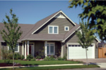 Traditional House Plan Front Photo 02 - 011D-0047 | House Plans and More