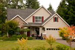 Arts & Crafts House Plan Front Photo 03 - 011D-0050 | House Plans and More