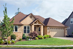 European House Plan Front Photo 01 - 011D-0074 | House Plans and More