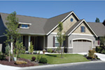 Craftsman House Plan Front Photo 02 - 011D-0076 | House Plans and More