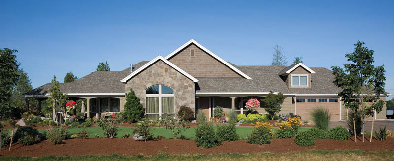 European House Plan Front Photo 04 011D-0091