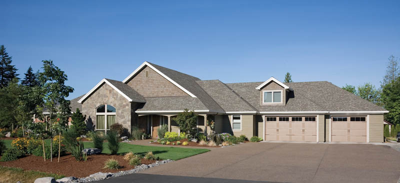 European House Plan Front Photo 05 011D-0091