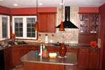 Traditional House Plan Kitchen Photo 01 - 011D-0097 | House Plans and More