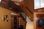 Traditional House Plan Stairs Photo - 011D-0097 | House Plans and More