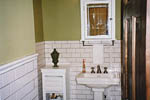 Cabin & Cottage House Plan Bathroom Photo 01 - 011D-0103 | House Plans and More