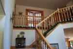 Rustic Home Plan Stairs Photo 01 - 011D-0103 | House Plans and More