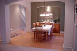 Colonial House Plan Dining Room Photo 01 - 011D-0112 | House Plans and More