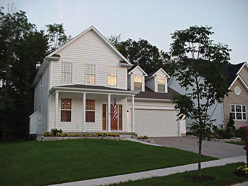 Country House Plan Front Photo 02 011D-0112