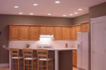 Colonial Floor Plan Kitchen Photo 01 - 011D-0112 | House Plans and More