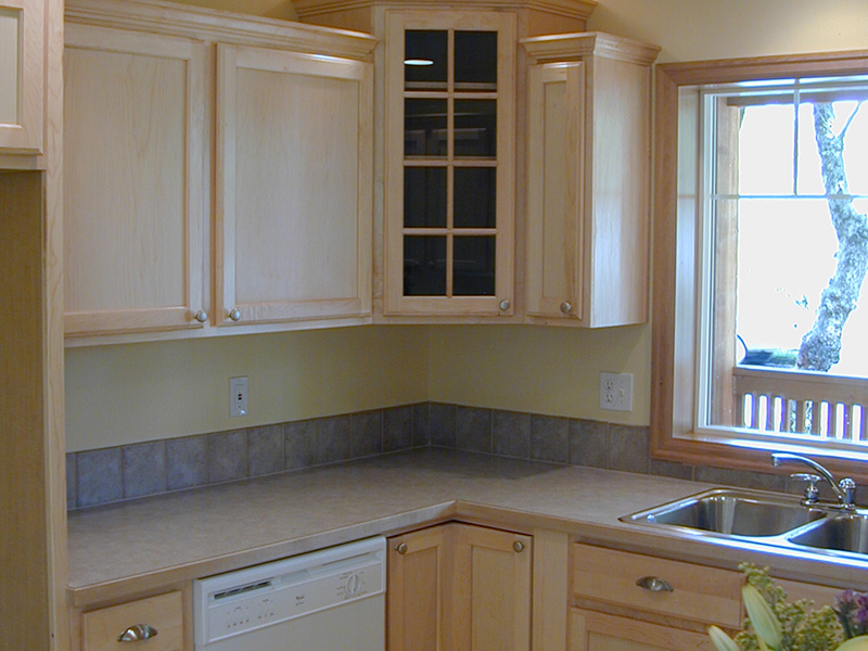 Rustic Home Plan Kitchen Photo 02 011D-0126