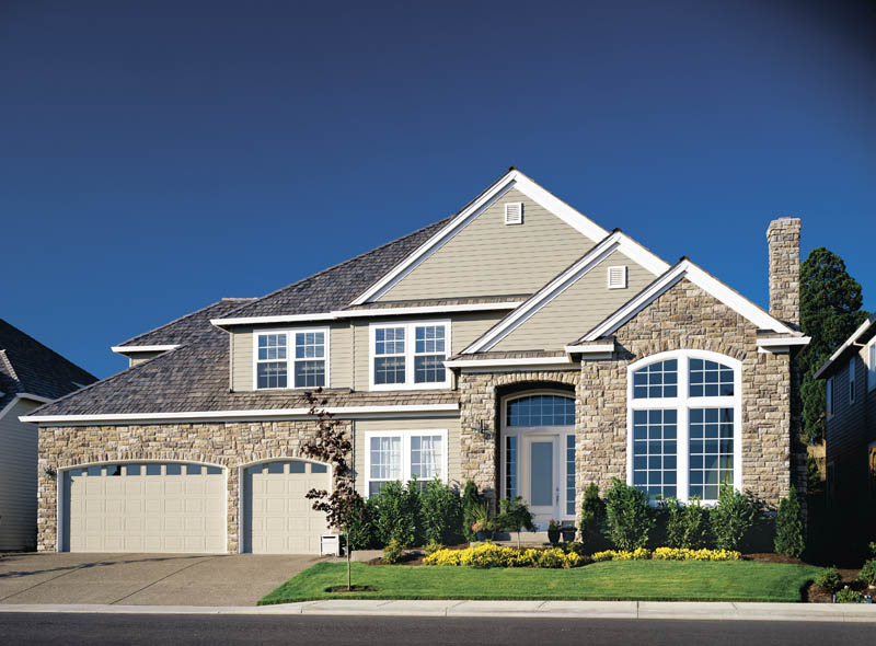 European House Plan Front of Home 011D-0144