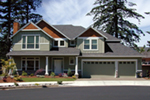 Craftsman House Plan Front of Home - 011D-0146 | House Plans and More