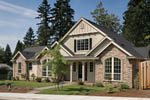 Arts and Crafts House Plan Front Photo 04 - 011D-0148 | House Plans and More
