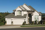 European House Plan Front of Home - 011D-0159 | House Plans and More