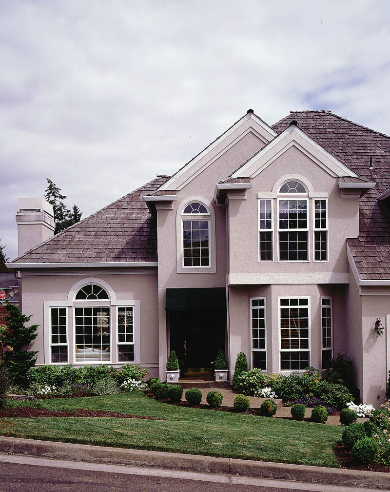 Traditional House Plan Entry Photo 01 011D-0166