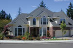 Traditional House Plan Front Photo 07 - 011D-0166 | House Plans and More
