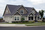 Craftsman House Plan Front Photo 03 - 011D-0169 | House Plans and More