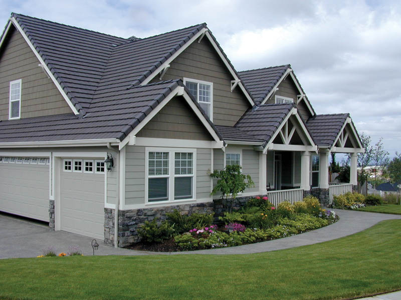Arts and Crafts House Plan Front Photo 04 - 011D-0169 | House Plans and More