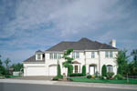 Traditional House Plan Front Photo 02 - 011D-0180 | House Plans and More