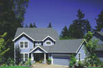 Craftsman House Plan Front of Home - 011D-0182 | House Plans and More