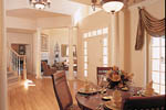 Farmhouse Plan Dining Room Photo 01 - 011D-0190 | House Plans and More