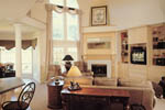 Traditional House Plan Family Room Photo 01 - 011D-0190 | House Plans and More
