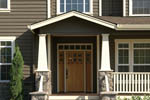 Victorian House Plan Door Detail Photo - 011D-0193 | House Plans and More