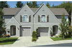 European House Plan Front of Home - 011D-0210 | House Plans and More