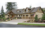 Craftsman House Plan Front Photo 03 - 011D-0220 | House Plans and More