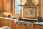 Rustic Home Plan Kitchen Photo 01 - 011D-0220 | House Plans and More
