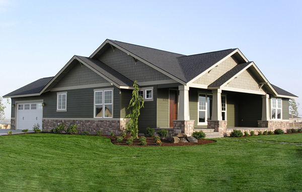 . Ranch House Plans   House Plans and More