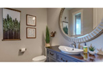 Ranch House Plan Bathroom Photo 01 - 011D-0229 | House Plans and More