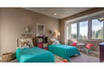 Ranch House Plan Bedroom Photo 01 - 011D-0229 | House Plans and More