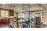 Ranch House Plan Kitchen Photo 02 - 011D-0229 | House Plans and More