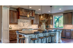 Ranch House Plan Kitchen Photo 04 - 011D-0229 | House Plans and More