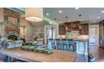 Ranch House Plan Kitchen Photo 07 - 011D-0229 | House Plans and More