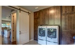 Ranch House Plan Laundry Room Photo 01 - 011D-0229 | House Plans and More