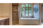 Ranch House Plan Master Bathroom Photo 01 - 011D-0229 | House Plans and More