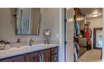 Ranch House Plan Master Bathroom Photo 05 - 011D-0229 | House Plans and More