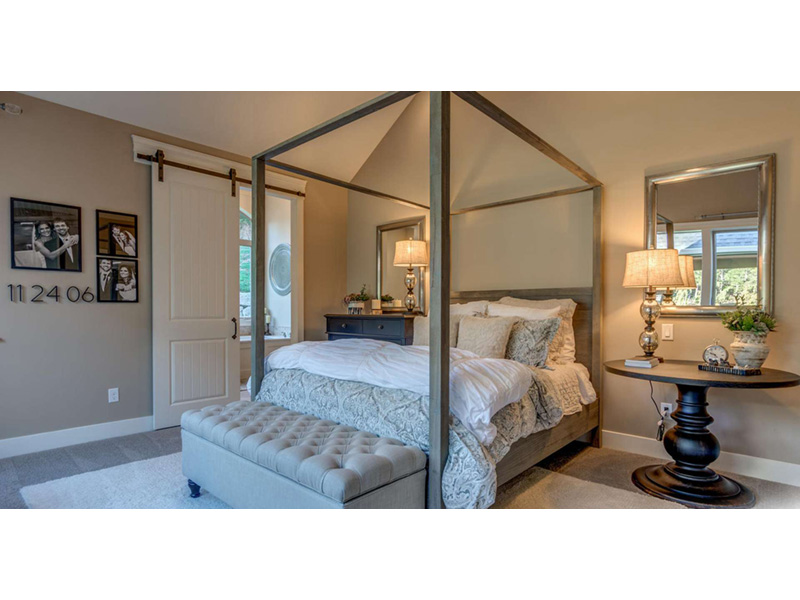 Ranch House Plan Master Bedroom Photo 01 - 011D-0229 | House Plans and More
