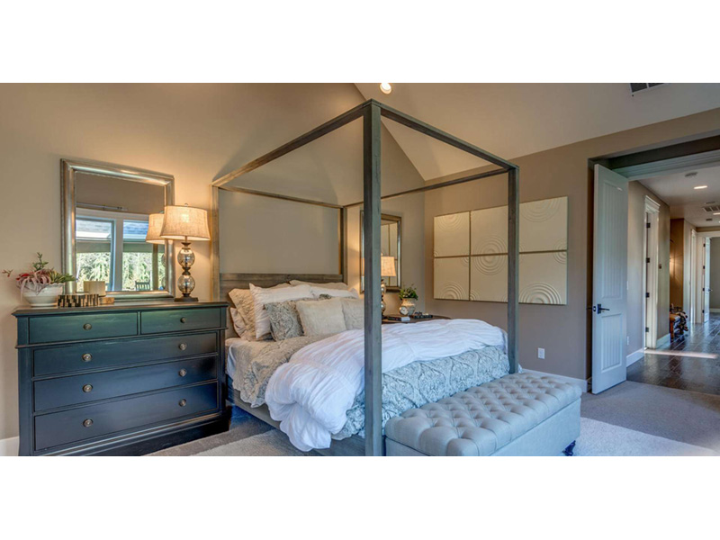 Country House Plan Master Bedroom Photo 02 -  011D-0229 | House Plans and More